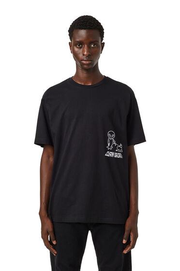 Green Label Clean Galaxy T-shirt