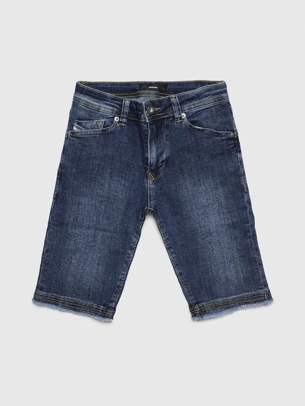 DARRON-R-J SH-N, Medium blue - Shorts