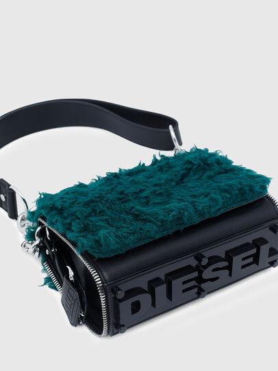 Diesel - CL - YBYS S CNY, Water Green - Crossbody Bags - Image 5