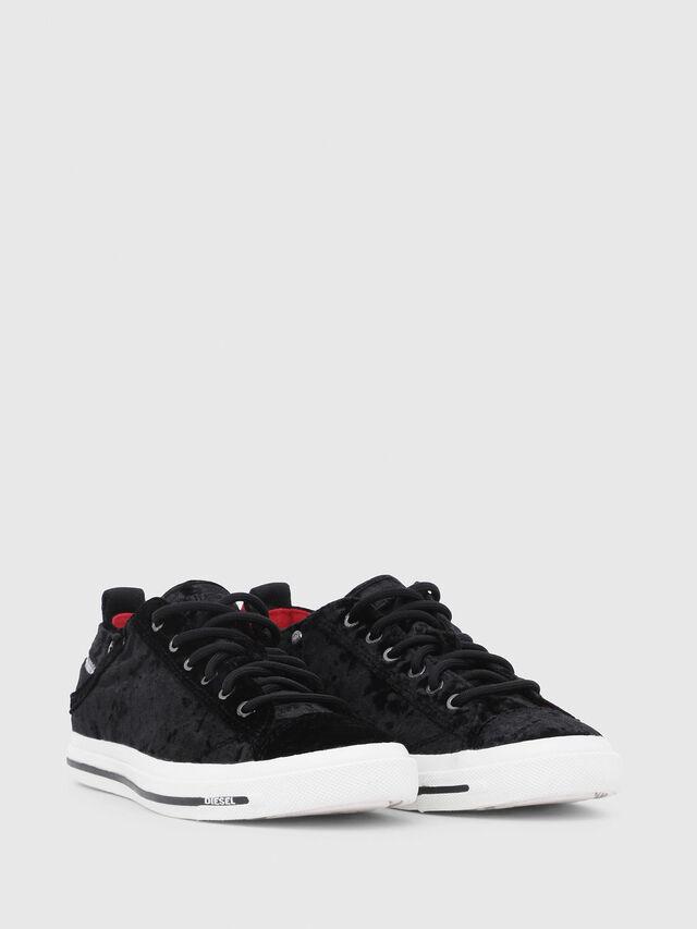 EXPOSURE IV LOW W Women  velvet Low top sneakers  32d8674181e