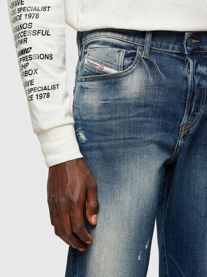 Diesel - D-Fining 009RS, Dark Blue - Jeans - Image 3