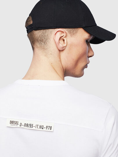 Diesel - T-RABEN-POCKET,  - T-Shirts - Image 6