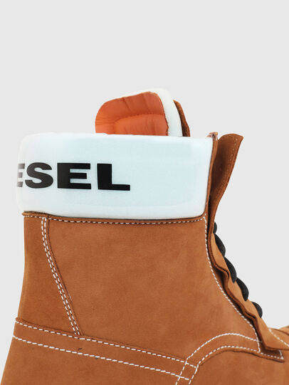 Diesel - H-SHIROKI DBBT, Light Brown - Boots - Image 4