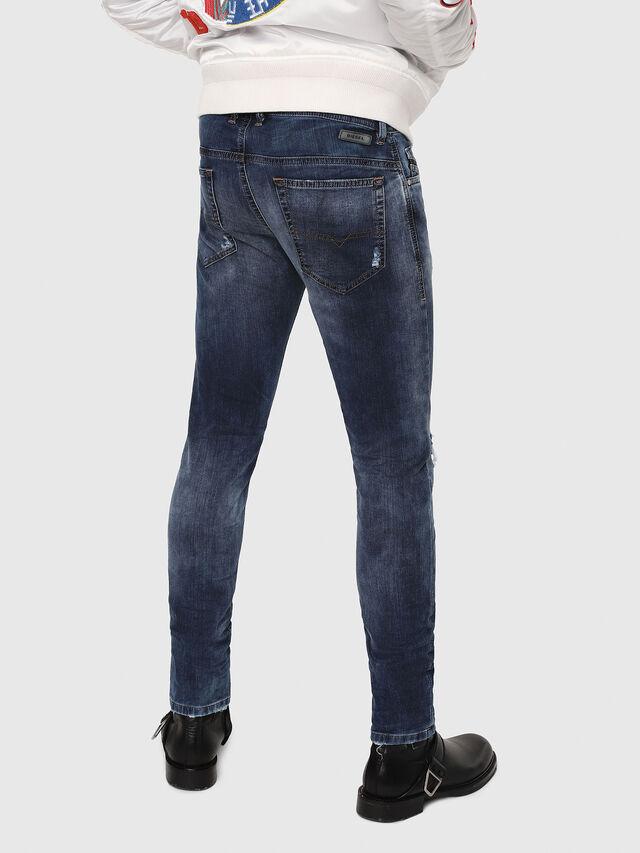 Diesel - Thommer JoggJeans 069AA, Medium blue - Jeans - Image 2
