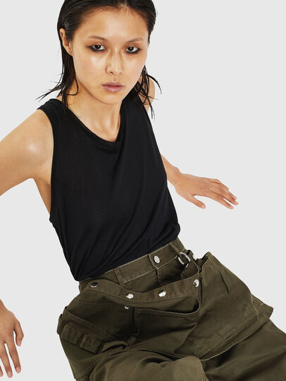 Diesel - P-RAEY, Military Green - Pants - Image 4