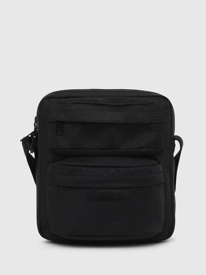 Diesel - SYRIO, Black - Crossbody Bags - Image 1