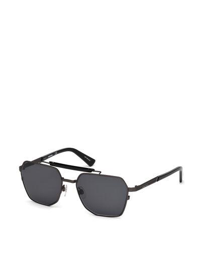 Diesel - DL0256,  - Sunglasses - Image 2