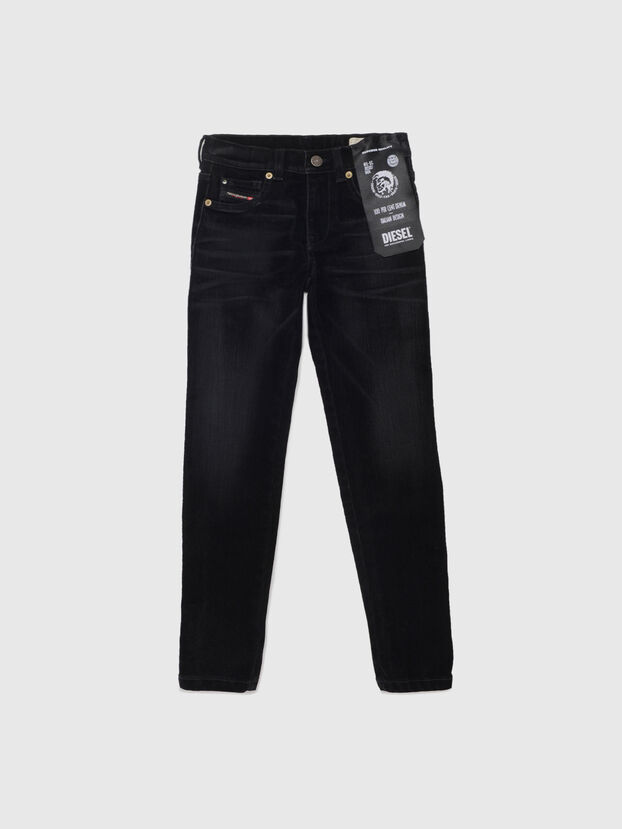 DHARY-J, Black/Dark grey - Jeans