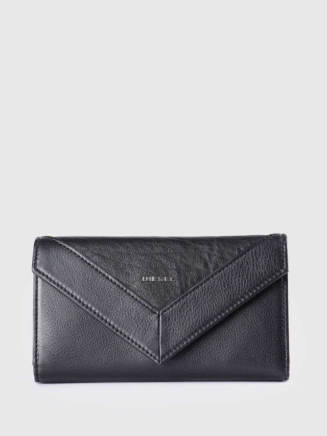 Diesel GIPSI, Black - Small Wallets - Image 1