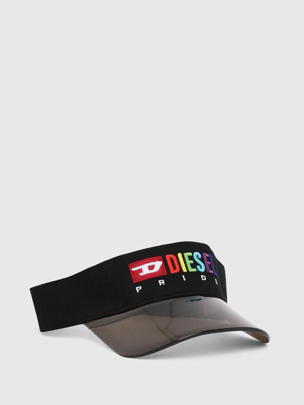 VISOR-MAX, Black - Underwear accessories