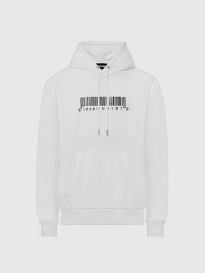 S-GIRK-HOOD-X2, White - Sweaters