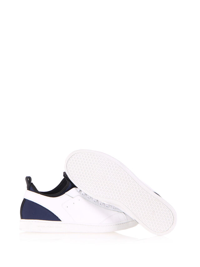 Diesel Black Gold S18ZERO, White - Sneakers - Image 4