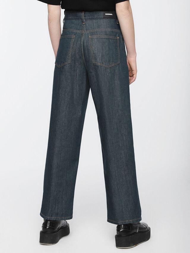 Diesel - Widee 084UR, Dark Blue - Jeans - Image 2