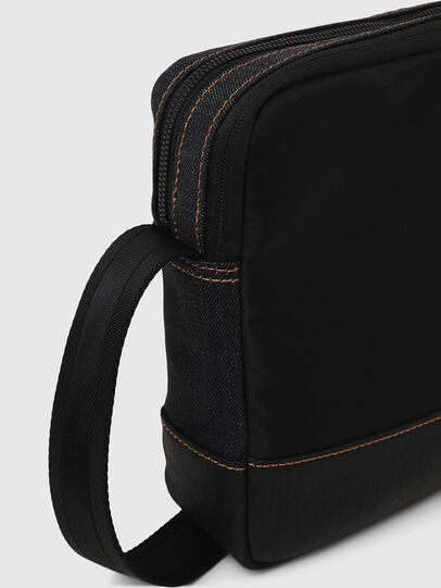 Diesel - SANDRIGO, Dark Blue - Crossbody Bags - Image 6