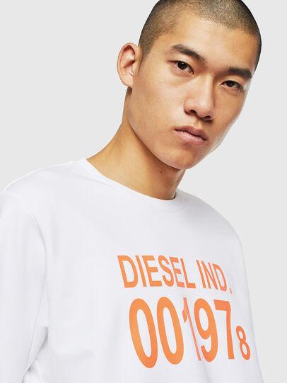 Diesel - S-GIRK-J3, White - Sweaters - Image 3