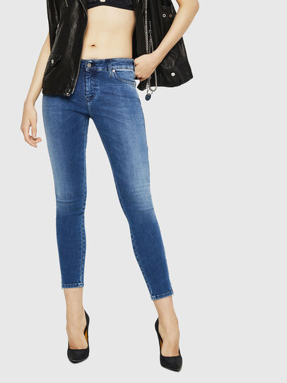 Diesel - Slandy Zip 084NM,  - Jeans - Image 1