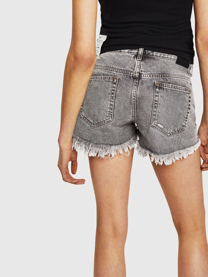 Diesel - DE-RIFTY, Light Grey - Shorts - Image 2