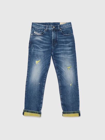 Diesel - MHARKY-J, Black/Yellow - Jeans - Image 1