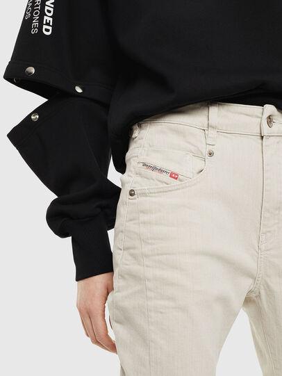 Diesel - Fayza 009BX, Dirty White - Jeans - Image 3