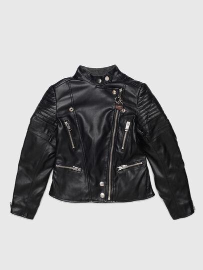 Diesel - JIGE, Black - Jackets - Image 1