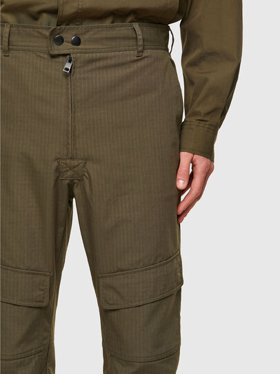 Diesel - P-SIDE, Military Green - Pants - Image 3