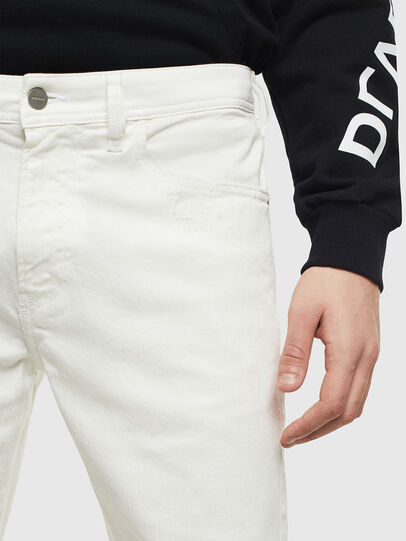 Diesel - THOSHORT, White - Shorts - Image 5