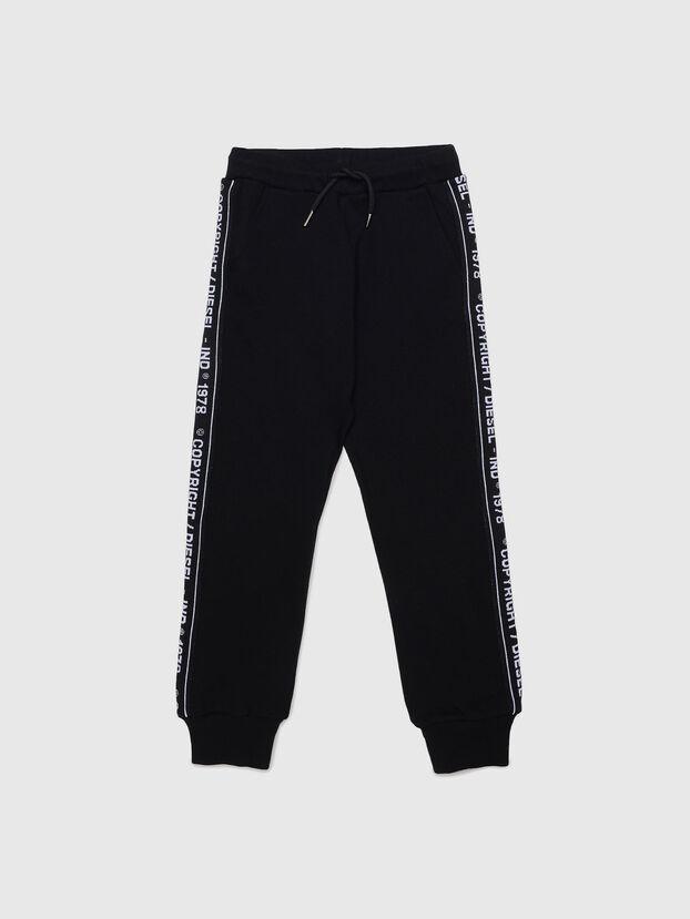 PSUITTOX, Black - Pants