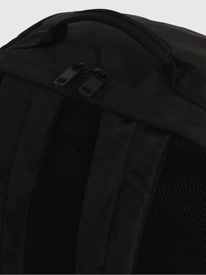 Diesel - SKULPTOR, Black - Backpacks - Image 5