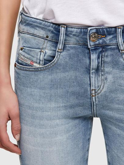 Diesel - D-Ollies JoggJeans® 069UX, Light Blue - Jeans - Image 3