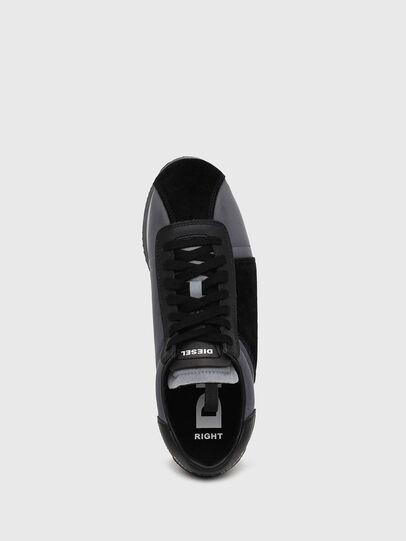 Diesel - S-PYAVE WEDGE, Blue/Black - Sneakers - Image 5