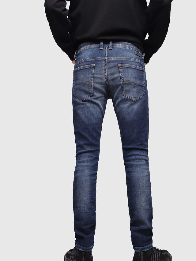 Diesel - Thommer JoggJeans 088AX, Medium blue - Jeans - Image 2