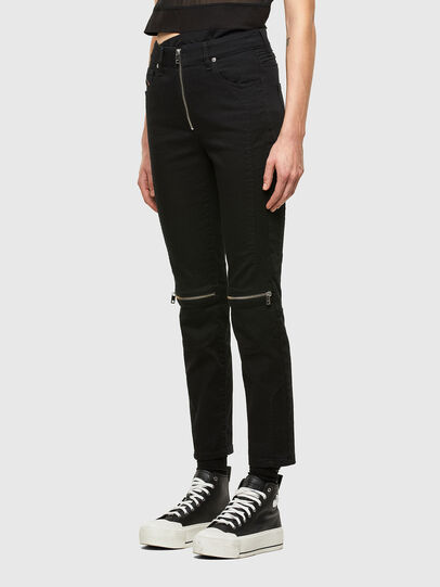 Diesel - D-Joy 0688H, Black/Dark grey - Jeans - Image 7