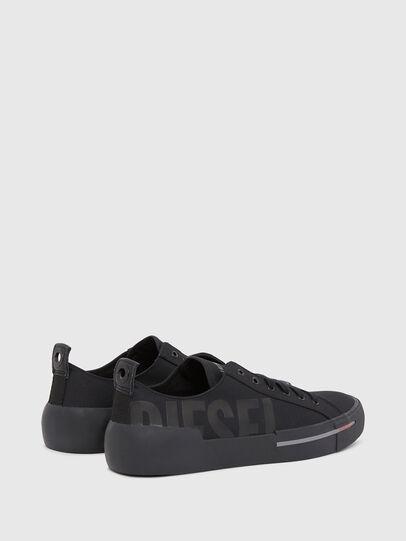 Diesel - S-DESE LOW CUT, Black - Sneakers - Image 3