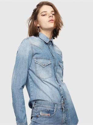 DE-RINGY, Blue Jeans - Denim Shirts