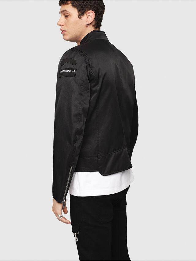 Diesel - J-CORELI, Black - Jackets - Image 2
