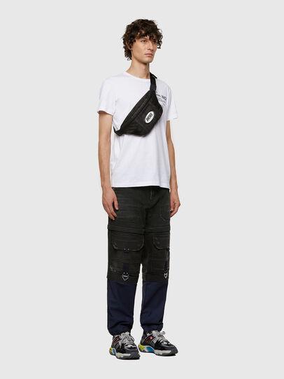 Diesel - FELTRE F, Black - Belt bags - Image 7
