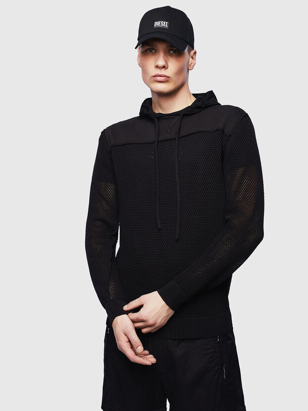K-CONNET, Black - Knitwear