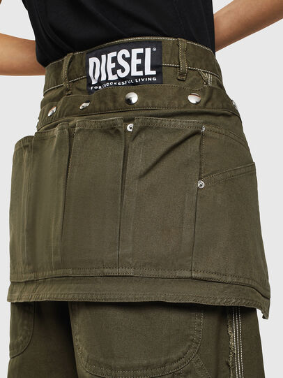 Diesel - P-RAEY, Military Green - Pants - Image 5
