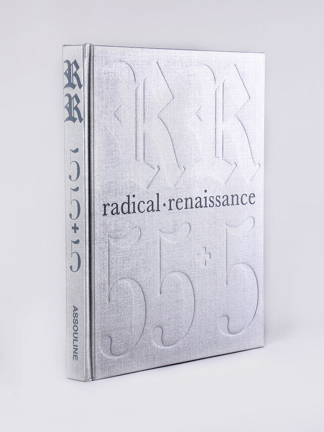 Diesel - Radical Renaissance 55+5 (signed by RR), Grey - Books - Image 3