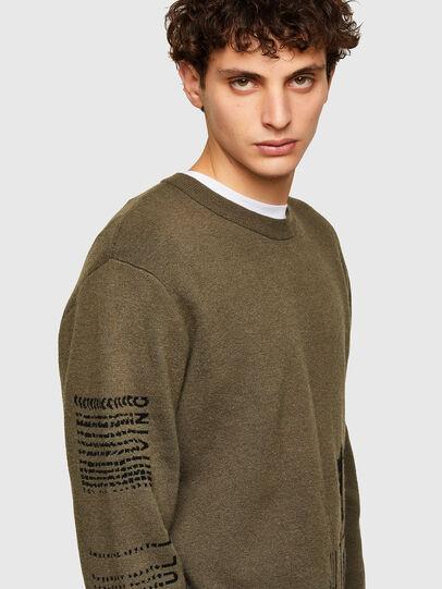 Diesel - K-MARRA, Military Green - Knitwear - Image 3