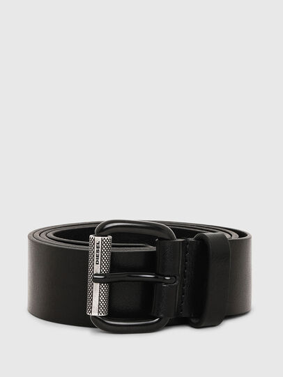 Diesel - B-READY, Black - Belts - Image 1