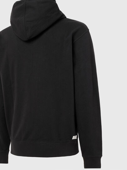 Diesel - UMLT-BRANDON-Z, Black - Sweaters - Image 3