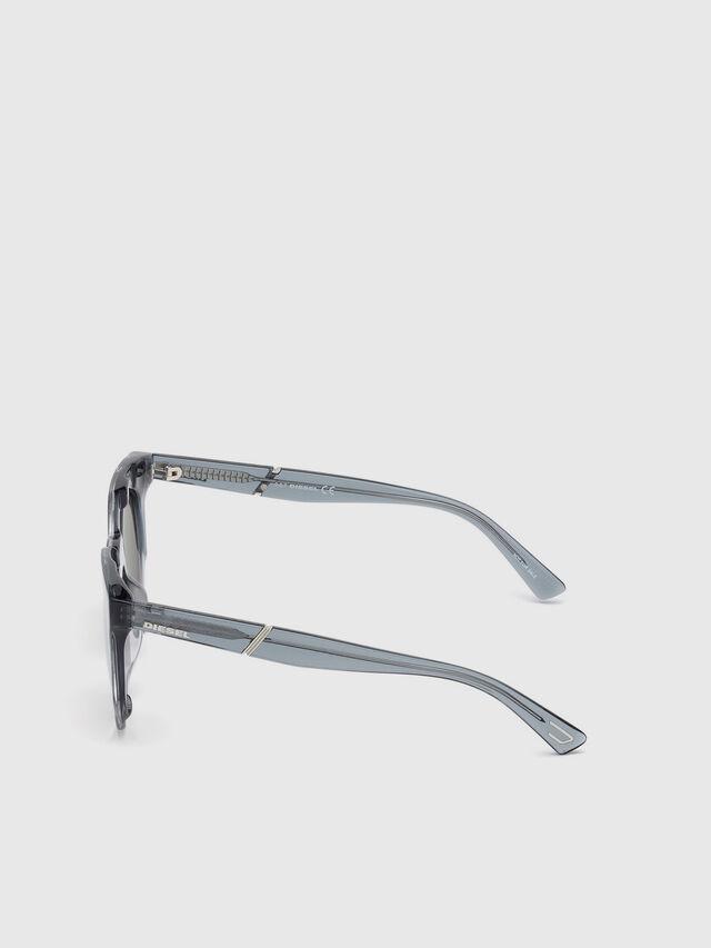 Diesel - DL0270, Grey - Eyewear - Image 3