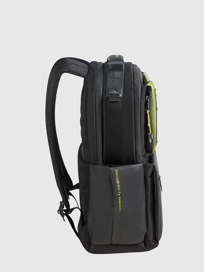 """Diesel - """"KB1*19001 - OPENROA, Black/Yellow - Backpacks - Image 3"""