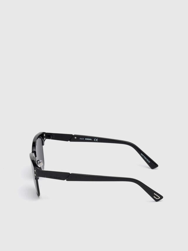 Diesel - DL0235, Black - Eyewear - Image 3
