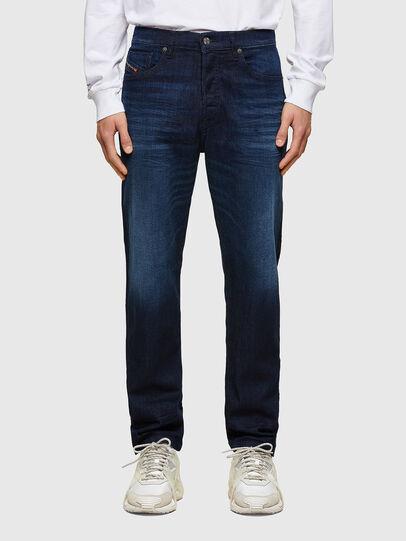 Diesel - D-Fining 069TN, Dark Blue - Jeans - Image 1