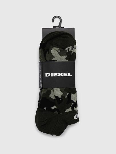 Diesel - SKM-GOST-THREEPACK, Dark grey - Socks - Image 2