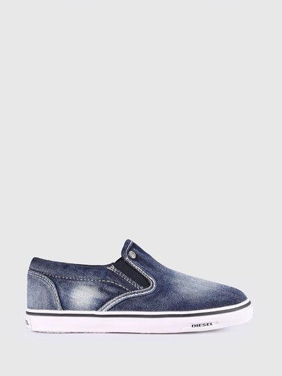 Diesel - SLIP ON 21 DENIM YO,  - Footwear - Image 1