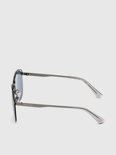 Diesel - DL0314, Grey/Blue - Sunglasses - Image 3