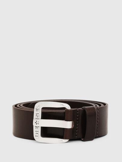 Diesel - B-STAR, Dark Brown - Belts - Image 1
